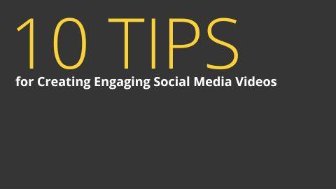 10Tips for Creating Engaging Social Media Videos BOXmedia 1