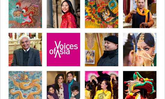 Leeds City Museum - Voice of Asia - BOXmedia
